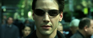 Neo in Matrix, 1999